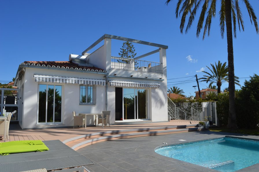 Family friendly Villa, 2-bedroom, private pool, Marbesa, 34121773