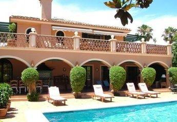 5 bedroom Villa for rent in Guadalmina