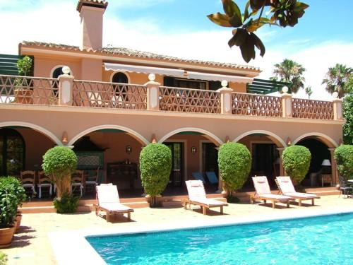 Villa in Spain, Guadalmina Golf