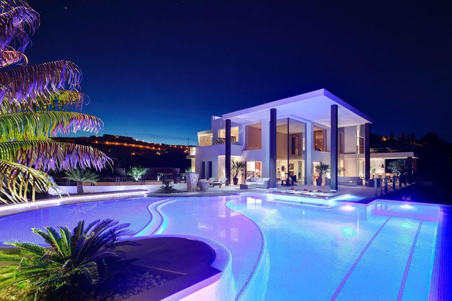 Villa in Spain, Benahavís: Photo by Wayne Chasan · All Rights Reserved · © www.chasan.com
