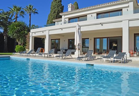 Villa in Los Naranjos Golf Club, Spain