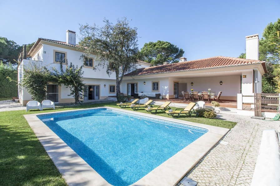 Villa in Portugal, Quinta do Perú