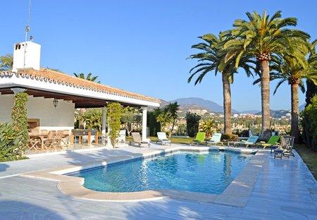 Villa in Real Club de Golf Las Brisas, Spain