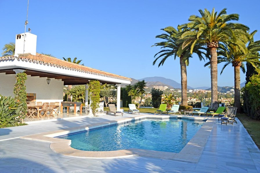Villa in Spain, Las Brisas Golf