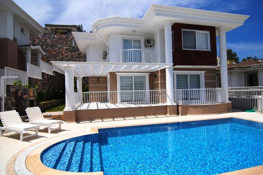 Villa in Turkey, Ortaca