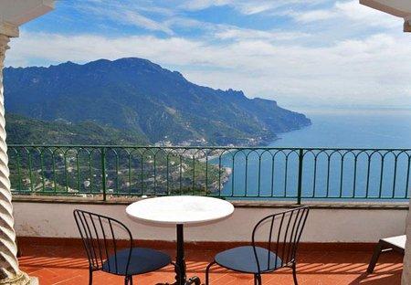 Apartment in Ravello, Italy