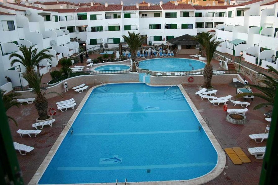 South Tenerife, 2 bedroom apartment for holiday