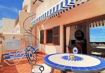 Apartment in Spain, Cala Egos: Front Balcony