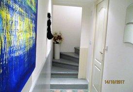 Duplex Apartment in Pézenas Centre, the South of France