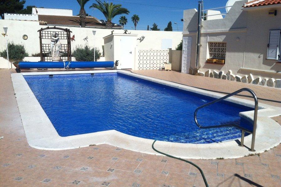Los Balcones detached Villa, sleeps 10+, lovely private pool.