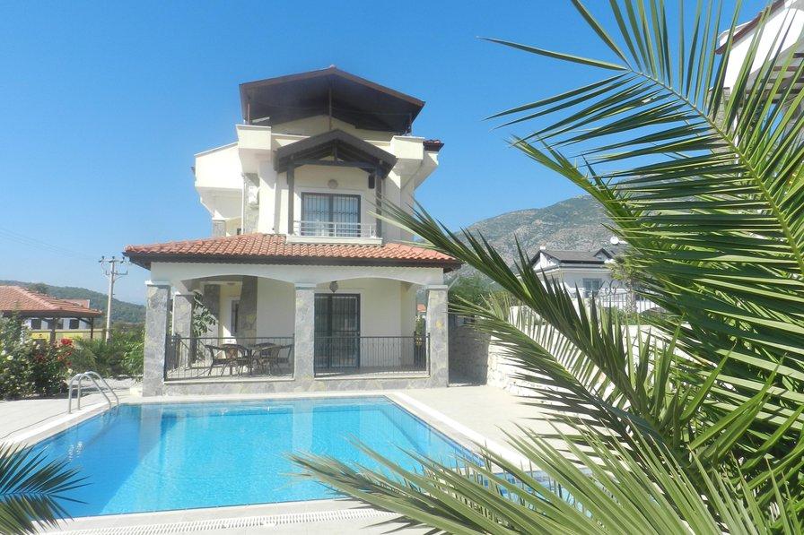 Villa in Turkey, Hisaronu