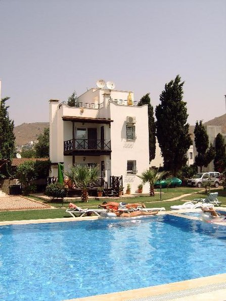 Villa in Turkey, Kadikalesi