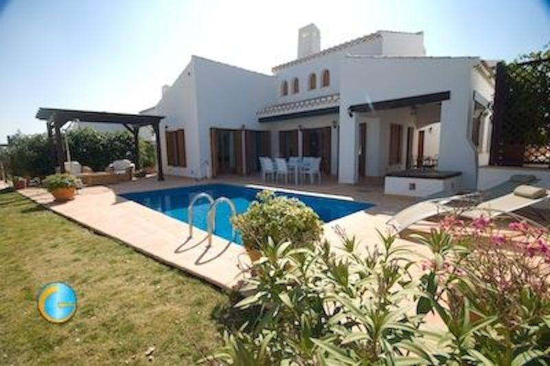 Villa in Spain, El Valle Golf Resort