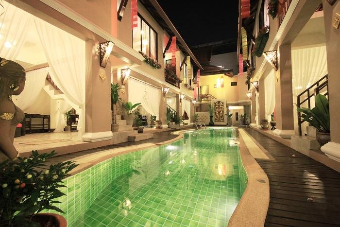 Pattaya - Jasmine Villa with Private Pool