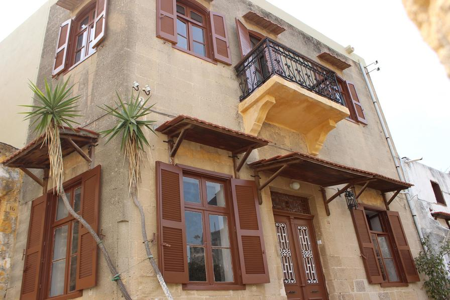 Villa To Rent In Rhodes Old Town Rhodes Near Beach 187612