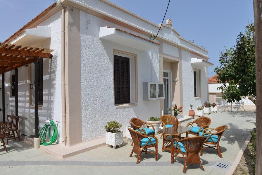 House in Greece, Rhodes
