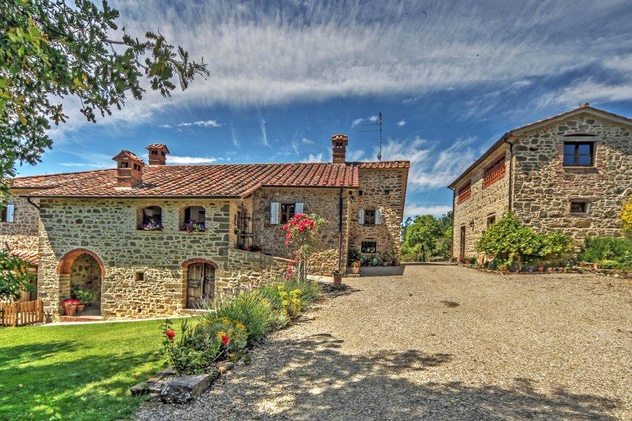 Apartment in Italy, Citta di Castello Area