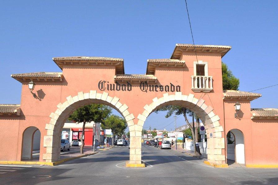 Town house in Spain, Ciuded Quesada