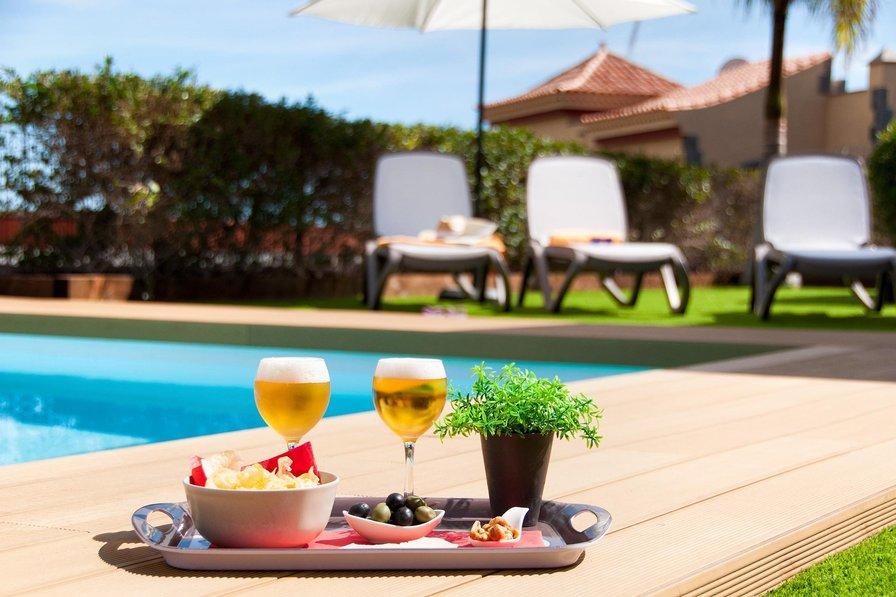 Villa in Spain, Salobre Golf Resort