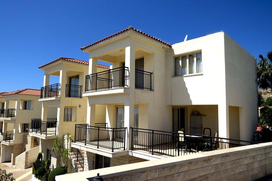 House in Cyprus, Chlorakas