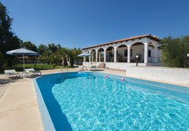 Villa in Rhodes, Greece
