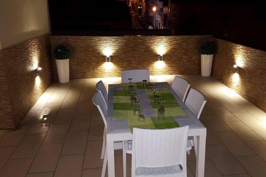 Penthouse apartment in Malta, Fgura