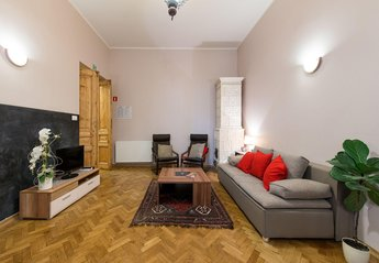 5 bedroom Apartment for rent in Krakow