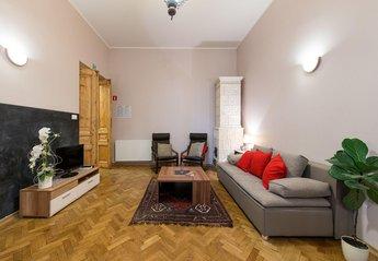 5 bedroom Apartment for rent in Krakow