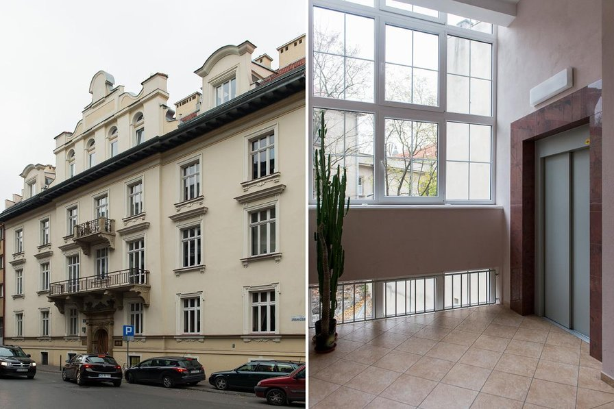 Owners abroad Vanilla 1, 2bdr Apartment 5min to Main Square of Krakow