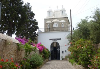 Cottage in Greece, Messinia: Monastery within the Castle grounds, 200 mtrs from the property