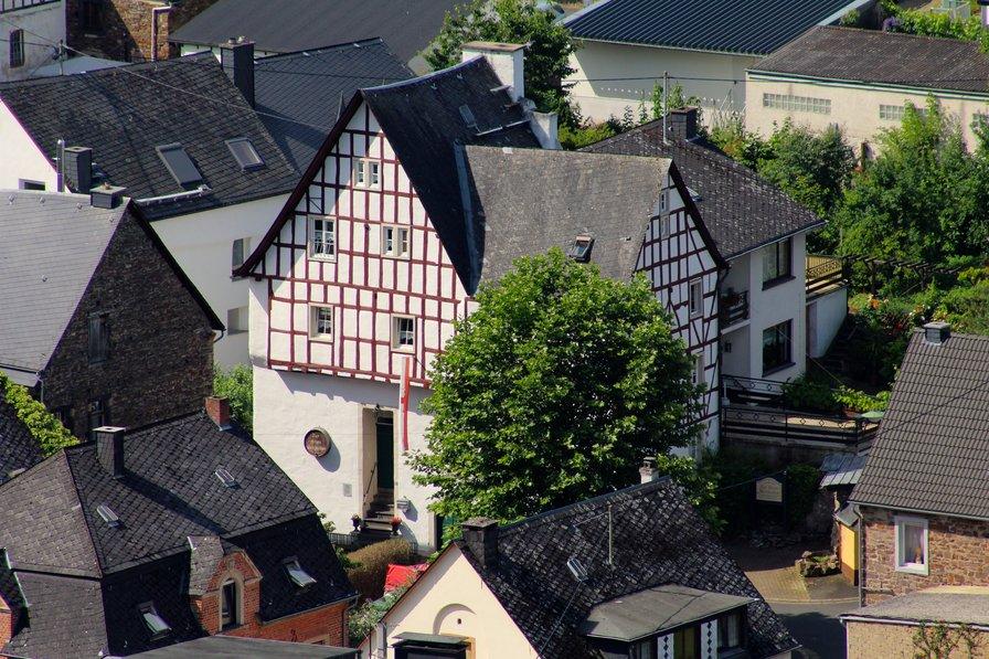 Zur Alten Weinkelter Apartment Riesling