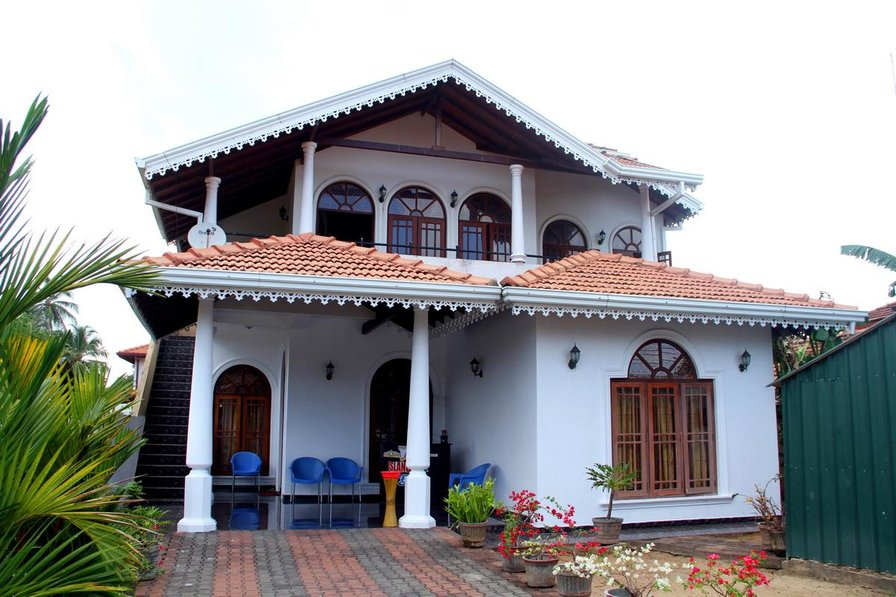 Town house in Sri Lanka, Western coast