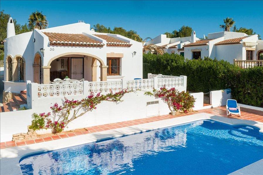 Villa in Spain, Pinosol