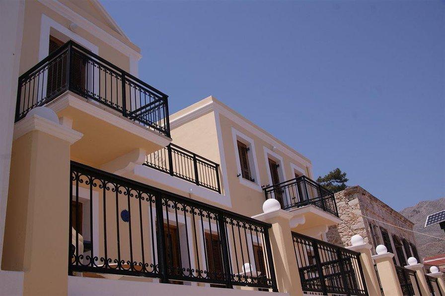 House in Greece, Halki