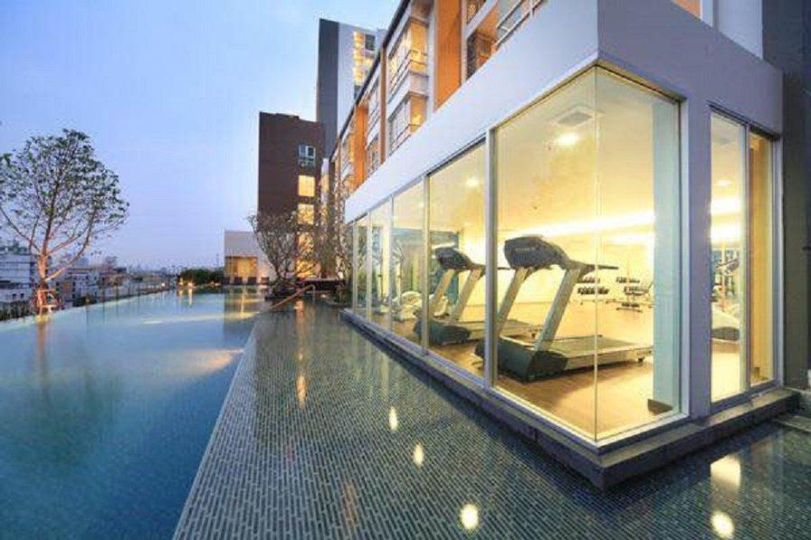 Apartment in Thailand, Bangkok