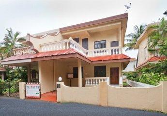 3 bedroom Villa for rent in Candolim