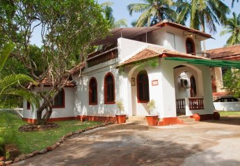 3 bedroom Villa for rent in Calangute