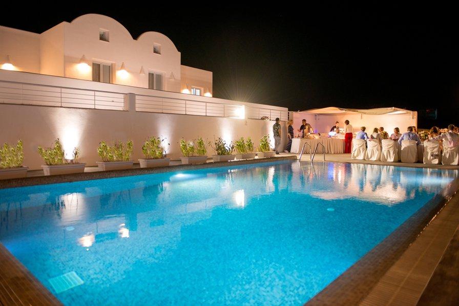 Villa in Greece, Monolithos