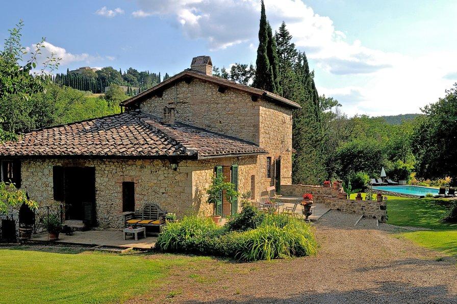 Villa in Italy, Chianti