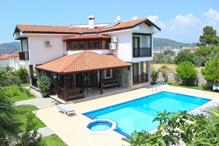 Villa Sophia for your vacation rentals in Ovacik, Fethiye Turkey