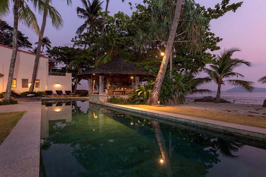 Villa in Thailand, Patong beach