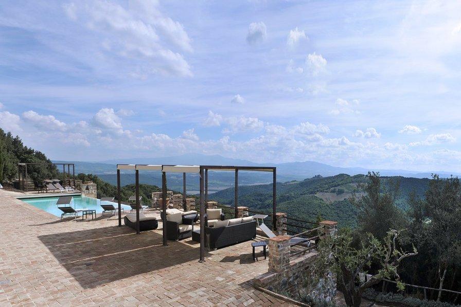 Villa in Italy, Paganico