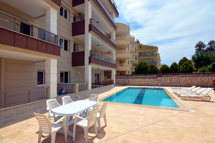 Duplex apartment fully furnished