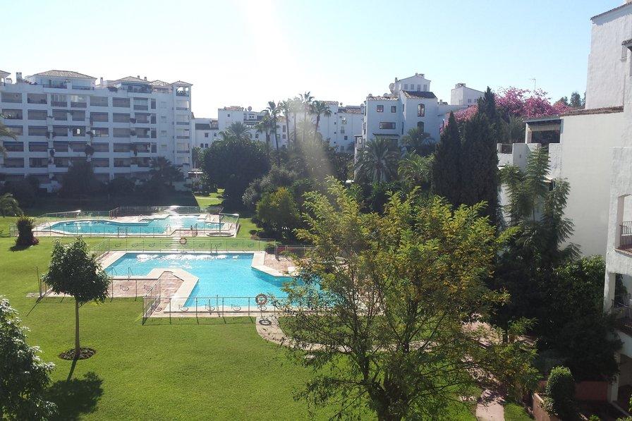 Apartment in Spain, Puerto Banús
