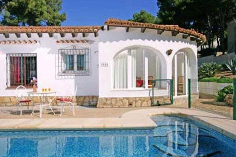 Villa in Spain, Balcon al Mar