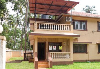 2 bedroom Villa for rent in Calangute