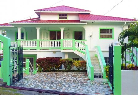 Country House in Micoud, Saint Lucia