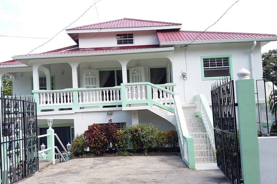 House in Saint Lucia, Saint Lucia Island