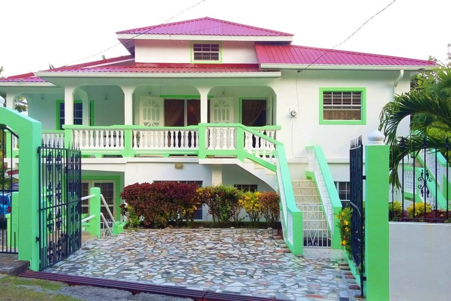 Country house in Saint Lucia, Micoud