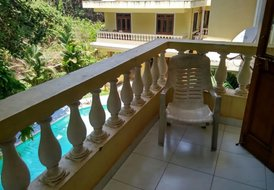 Apartment in Siolim, India